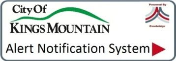 City of Kings Mountain Alert Notification System