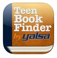 Teen Book Finder App Icon